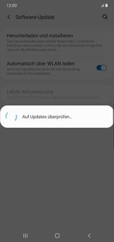 Samsung Galaxy Note 10 Plus 5G - Software - Installieren von Software-Updates - Schritt 6