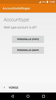 Acer Liquid Zest 4G Plus - E-mail - Handmatig instellen - Stap 8
