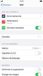 Apple iPhone 6s - iOS 14 - E-mail - 032c. Email wizard - Outlook - Étape 9
