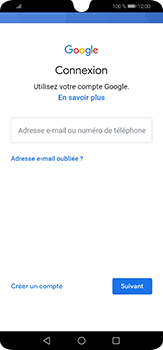 Huawei P30 lite - E-mails - Ajouter ou modifier votre compte Gmail - Étape 8