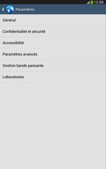 Samsung Galaxy Tab 3 8-0 LTE - Internet et roaming de données - Configuration manuelle - Étape 22