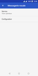 Wiko Harry 2 - Messagerie vocale - configuration manuelle - Étape 10
