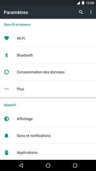 Huawei Nexus 6P - MMS - configuration manuelle - Étape 5