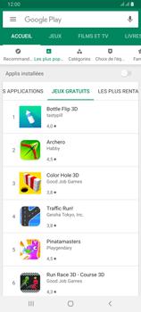 Samsung Galaxy A80 - Applications - Télécharger une application - Étape 7