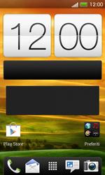 HTC One SV - Operazioni iniziali - Installazione di widget e applicazioni nella schermata iniziale - Fase 5