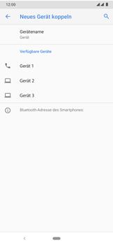 Nokia 7.2 - Bluetooth - Verbinden von Geräten - Schritt 6