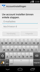 Acer Liquid E600 - E-mail - Handmatig instellen - Stap 5