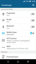 HTC One A9 - Internet - Apn-Einstellungen - 1 / 1