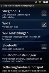 Sony Ericsson Xperia Mini Pro - Bluetooth - headset, carkit verbinding - Stap 5