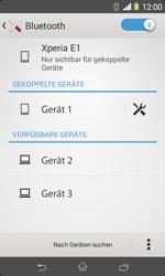 Sony Xperia E1 - Bluetooth - Geräte koppeln - Schritt 10
