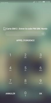 Huawei Y7 (2018) - Téléphone mobile - Comment effectuer une réinitialisation logicielle - Étape 5