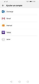 Huawei Y6 (2019) - E-mails - Ajouter ou modifier votre compte Outlook - Étape 4