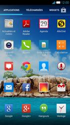 Bouygues Telecom Ultym 4 - Contact, Appels, SMS/MMS - Ajouter un contact - Étape 3