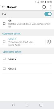 LG G6 - Bluetooth - Geräte koppeln - 10 / 11