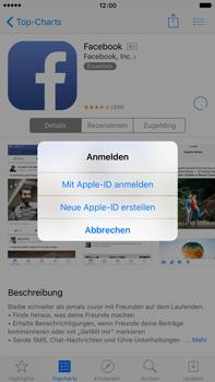 Apple iPhone 6 Plus - Apps - Konto anlegen und einrichten - 19 / 38