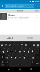 HTC Desire 816 - E-mail - envoyer un e-mail - Étape 5