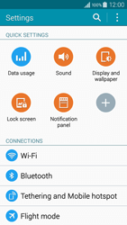Samsung A300FU Galaxy A3 - Wi-Fi - Connect to Wi-Fi network - Step 4
