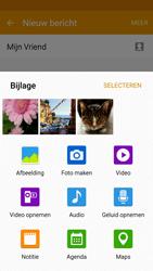 Samsung G925F Galaxy S6 Edge - MMS - hoe te versturen - Stap 16