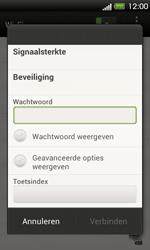 HTC T320e One V - wifi - handmatig instellen - stap 7
