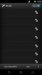 Sony Xperia T - WiFi - WiFi-Konfiguration - Schritt 6