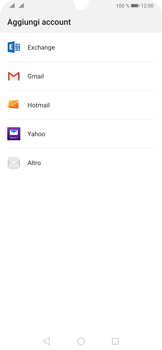 Huawei P30 Pro - E-mail - 032b. Email wizard - Yahoo - Fase 5