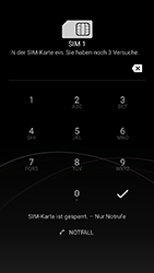 Sony Xperia XA1 - MMS - Manuelle Konfiguration - Schritt 21