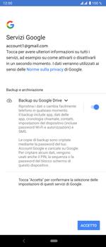 Sony Xperia 5 - Applicazioni - Configurazione del negozio applicazioni - Fase 19