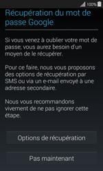 Samsung Galaxy Trend 2 Lite - Premiers pas - Créer un compte - Étape 16