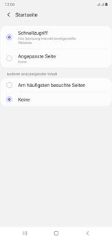 Samsung Galaxy Note 20 Ultra 5G - Internet und Datenroaming - Manuelle Konfiguration - Schritt 29