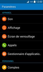 Samsung Galaxy Trend 2 Lite - Applications - Supprimer une application - Étape 4