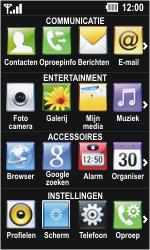 LG GD510 Pop - e-mail - hoe te versturen - stap 3