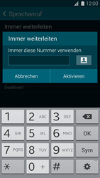 Samsung G800F Galaxy S5 Mini - Anrufe - Rufumleitungen setzen und löschen - Schritt 9