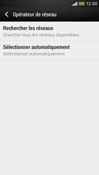 HTC Desire 601 - Réseau - utilisation à l'étranger - Étape 9