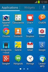 Samsung Galaxy Fame Lite - Internet et roaming de données - Navigation sur Internet - Étape 3