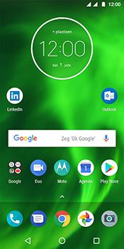 Motorola Moto G6 - internet - handmatig instellen - stap 1