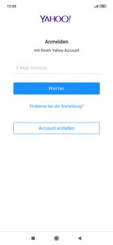 Xiaomi RedMi Note 7 - E-Mail - 032b. Email wizard - Yahoo - Schritt 8