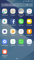 Samsung Galaxy A3 (2017) - SMS - handmatig instellen - Stap 3