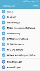 Samsung Galaxy J5 (2016) DualSim - Netzwerk - Netzwerkeinstellungen ändern - 4 / 7