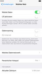 Apple iPhone 6 Plus - Internet - Apn-Einstellungen - 0 / 0