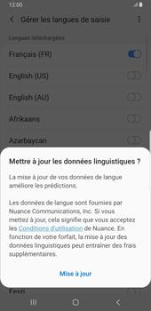 Samsung Galaxy S9 Plus - Android Pie - Prise en main - Comment ajouter une langue de clavier - Étape 10