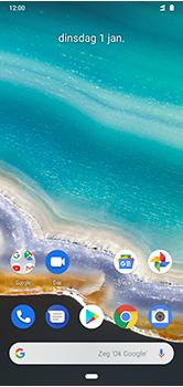 Nokia 7-1-dual-sim-ta-1095-android-pie - E-mail - Account instellen (POP3 zonder SMTP-verificatie) - Stap 1
