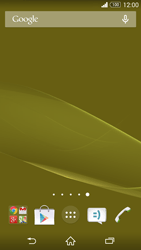 Sony Xperia Z3 Compact - Startanleitung - Installieren von Widgets und Apps auf der Startseite - Schritt 10