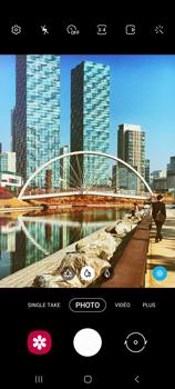 Samsung Galaxy S20 Ultra - Photos, vidéos, musique - Prendre une photo - Étape 11