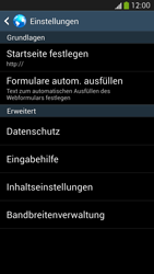 Samsung Galaxy S4 Active - Internet - Apn-Einstellungen - 28 / 30