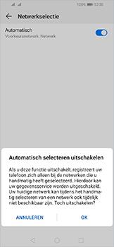 Huawei Y6 (2019) - Netwerk - Handmatig een netwerk selecteren - Stap 7