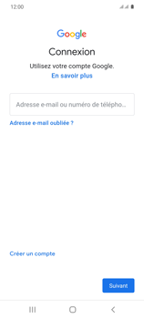 Samsung Galaxy S20 5G - E-mail - 032a. Email wizard - Gmail - Étape 9