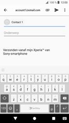 Sony xperia-xa1-g3121-android-oreo - E-mail - Bericht met attachment versturen - Stap 8