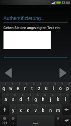 HTC Desire 601 - Apps - Konto anlegen und einrichten - 19 / 24