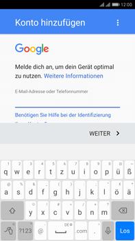Huawei Mate 9 Pro - E-Mail - Konto einrichten (gmail) - 2 / 2