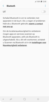 Samsung Galaxy Note9 - bluetooth - headset, carkit verbinding - stap 7